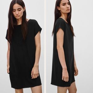 ARITZIA / WILFRED FREE / GREY NORI DRESS